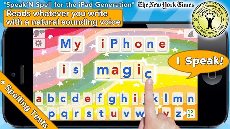 Word Wizard for Kids screenshot-0