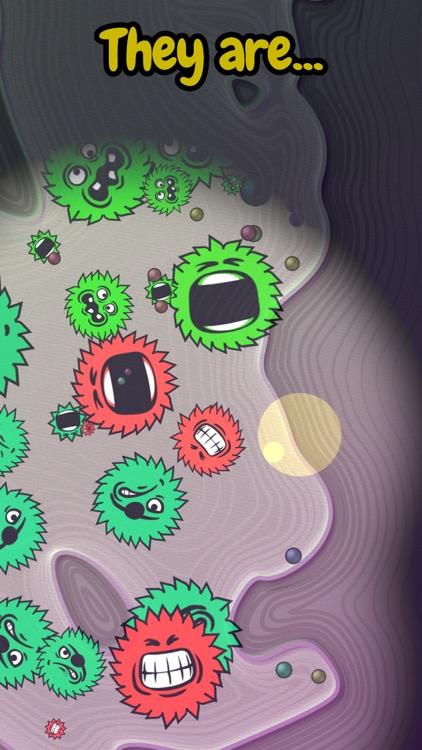 Hungry Hairballs screenshot-3