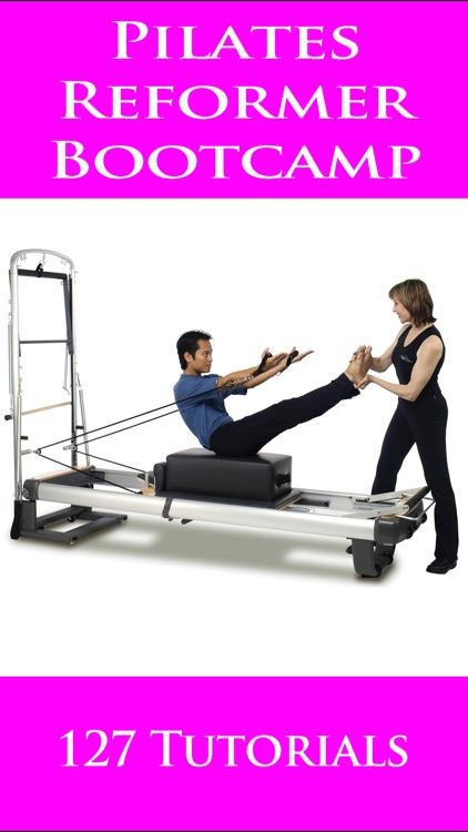 Pilates Reformer Bootcamp