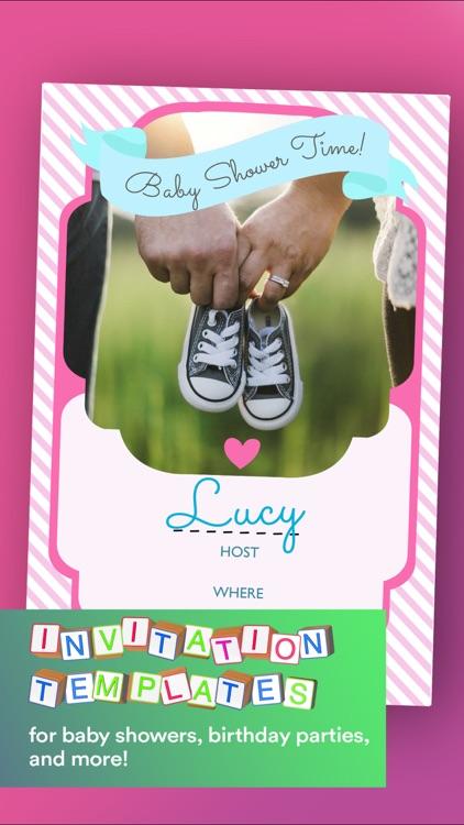 Baby Moments - pregnancy & baby milestone photos screenshot-4
