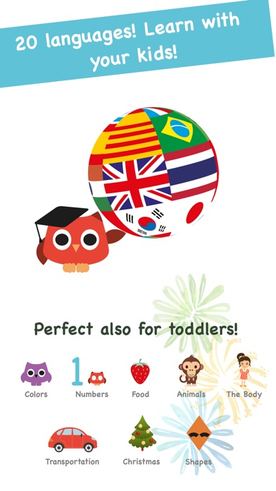 Screenshot #7 for Sami Tiny FlashCards toddlers
