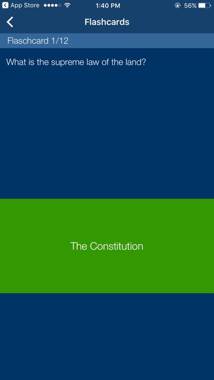 US Citizenship Test Prep 2018 screenshot-3