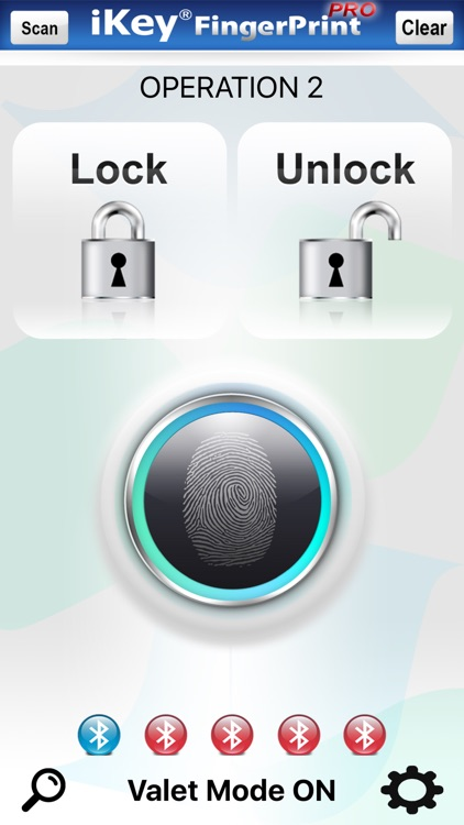 iKeyFingerPrint PRO screenshot-0