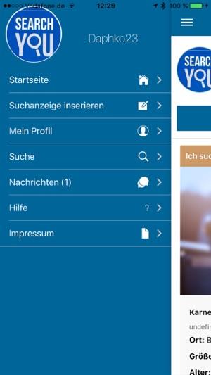 SearchYou Screenshot