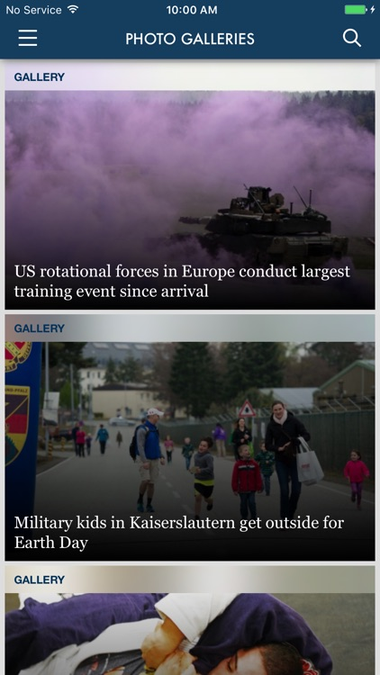 Military News from Stars and Stripes screenshot-4