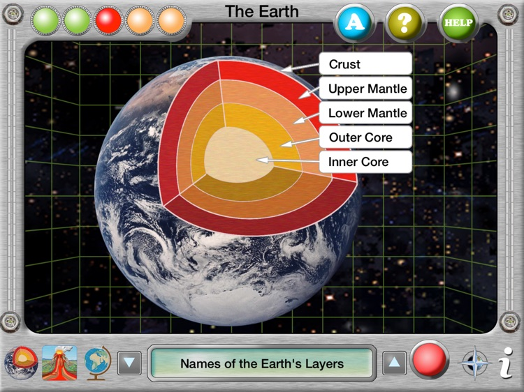 Interactive Earth Science Explorer