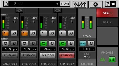 dspMixFx screenshot 2
