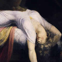 Henry Fuseli Artworks Stickers