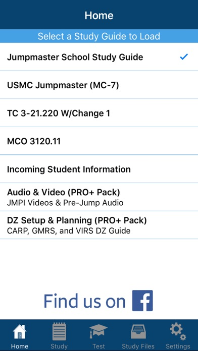Jumpmaster PRO Study Guide by ForceReadiness com (iOS