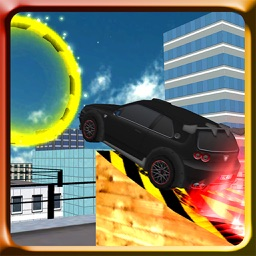 Roof Top Car Stunt Simulator & 3D Driver