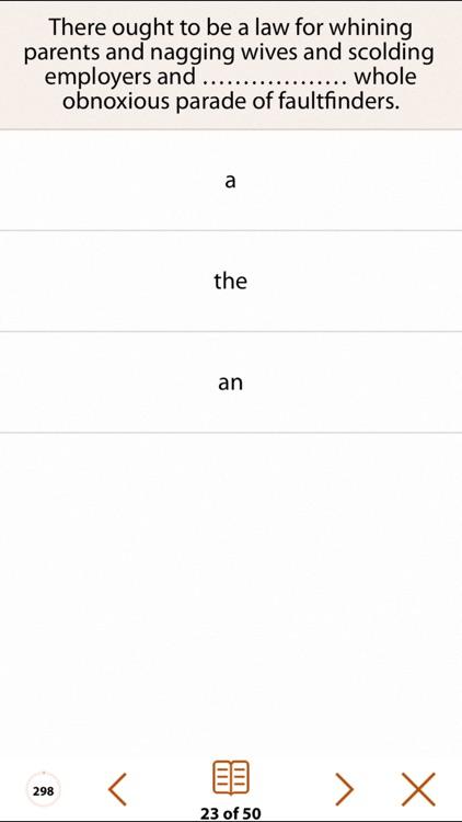 Grammar Express: Articles Lite