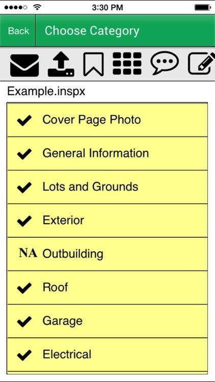 Palm-Tech Home Inspection App