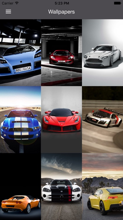 Car Wallpapers - 2017 Best Sports Cars Collection