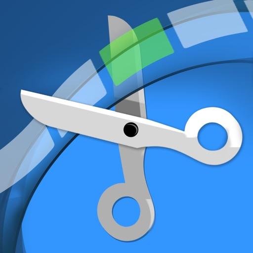 LumaClip - Frame, rotate, reverse, speed