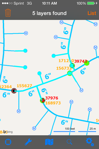 Mapplet - náhled