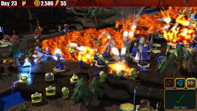Epic Little War Game screenshot-4