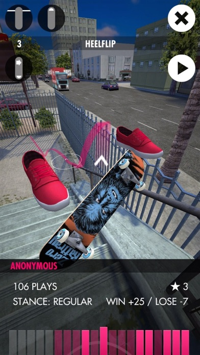 Screenshot for Skater - Skate Legendary Spots in Romania App Store
