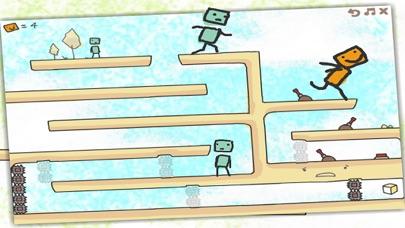 Boxman Adventure - Escape Puzzle Game screenshot four