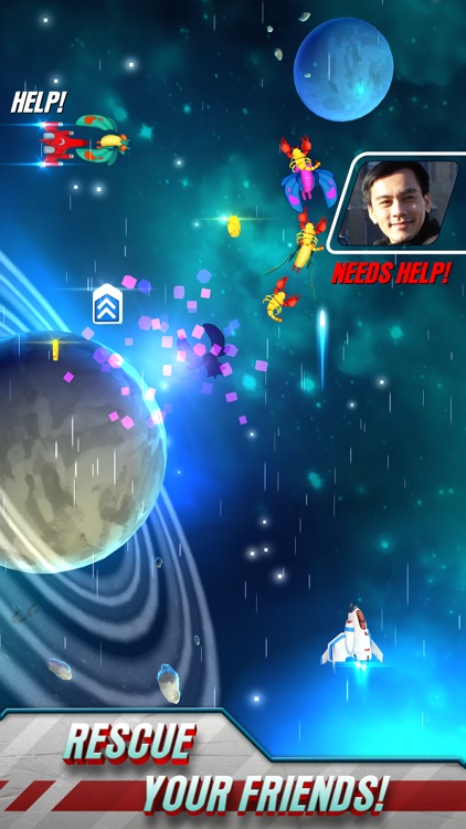 Galaga Wars screenshot-4