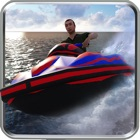 surf agua en barco icon