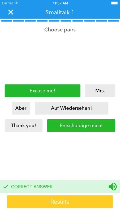 SpeakUP German-English screenshot-3