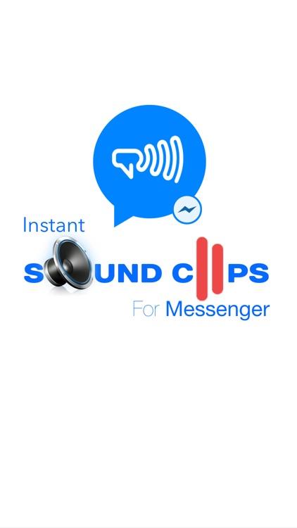 Instant Sound Clips for Messenger
