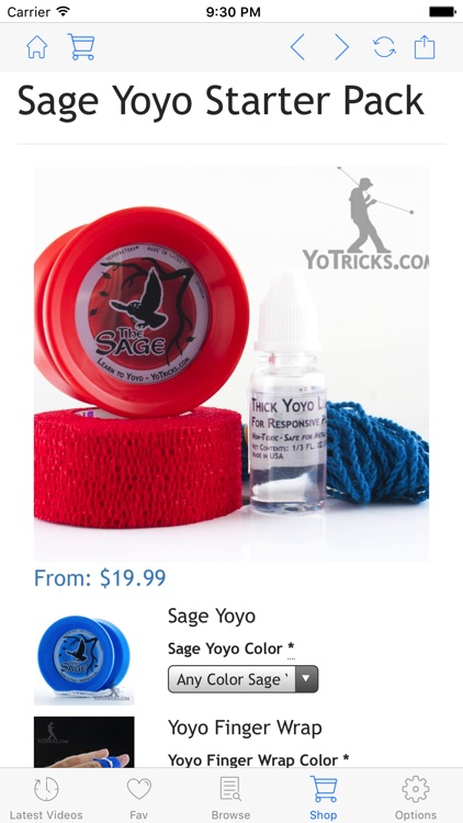 YoYoTricks.com: YoYo Trick Videos and YoYo Store