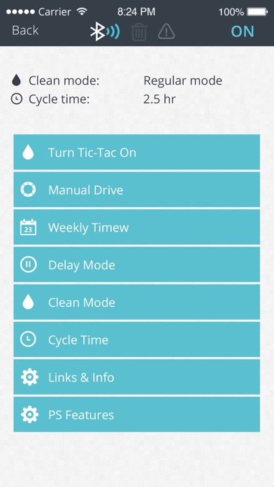 Dolphin Tech Screenshot on iOS