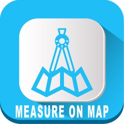 Measure on Map