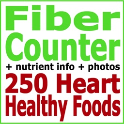 Fiber Counter and Tracker for Healthy Food Diets