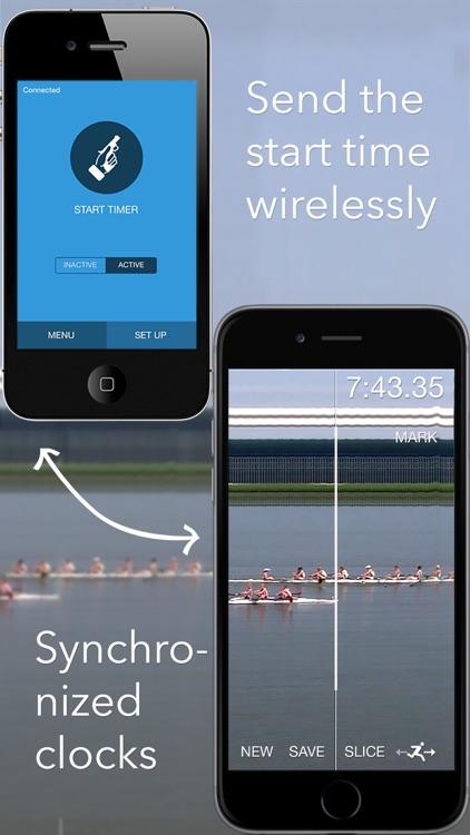 SprintTimer - Photo Finish screenshot-4