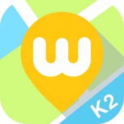 WhereCom K2