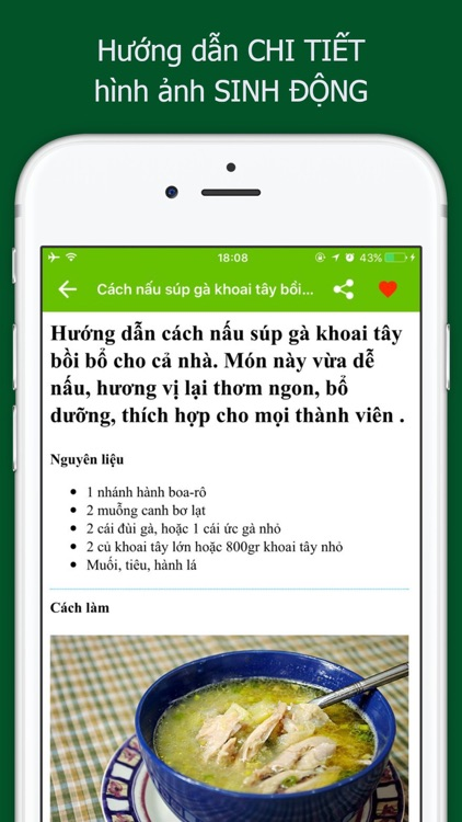 Tea Cooking - Món Ăn Ngon Mỗi Ngày screenshot-3