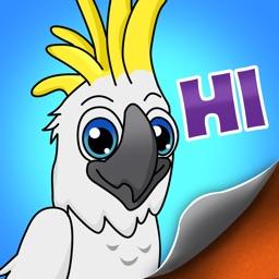 CockatooMoji - Toos Parrot Emojis