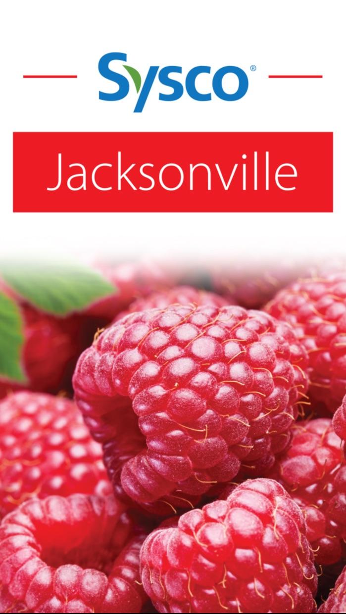 Sysco Jacksonville Screenshot