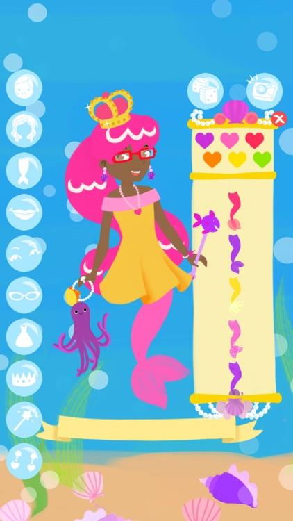 Little Mermaid Fashion Show screenshot-4