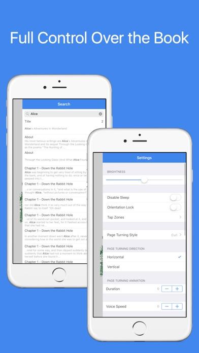 Screenshot #2 pour TotalReader Pro - ePub, DjVu, MOBI, FB2 Reader