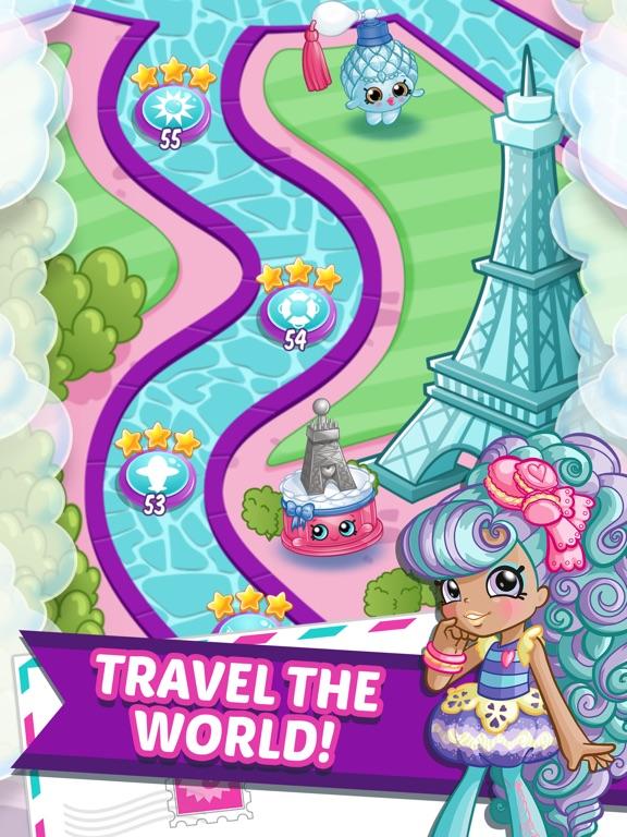 Screenshot 2 For Shopkins World Vacation