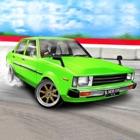 Street Drift Retro Cars Racing 2017: Freestyle icon