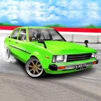Street Drift Retro Cars Racing 2017 Freestyle