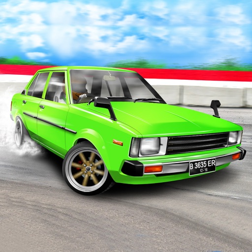Street Drift Retro Cars Racing 2017: Freestyle