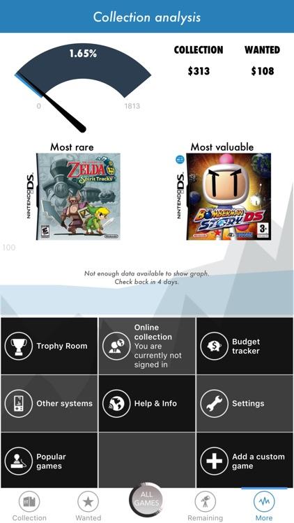 Retro Collector for Nintendo DS screenshot-4