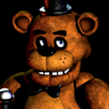 Five Nights at Freddy's - Scott Cawthon Cover Art