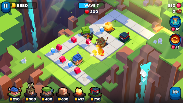 Defend The Bits Screenshot