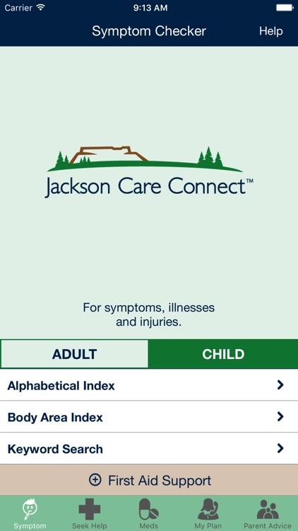 JCConnect mobile app