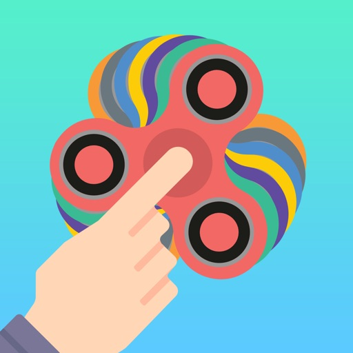 Tappy Fidget Spinner