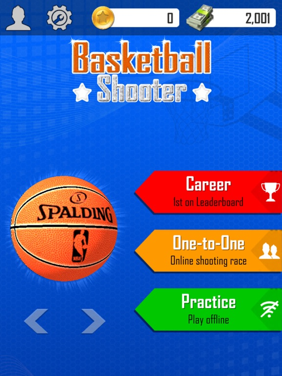 Basketball Shooter Stars screenshot 6