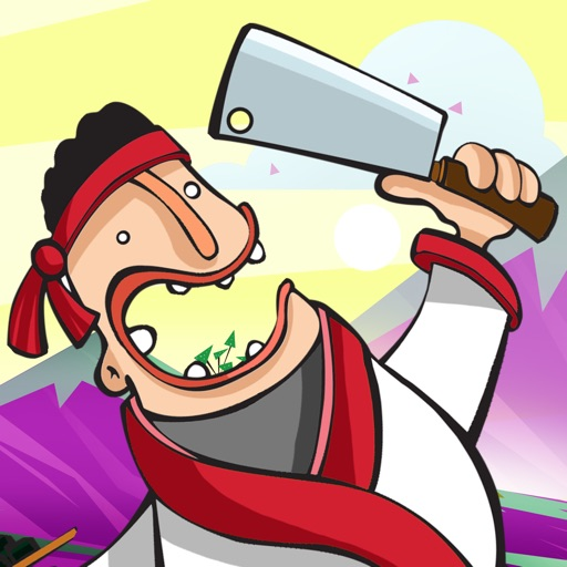 Sushi Sensei #slice icon
