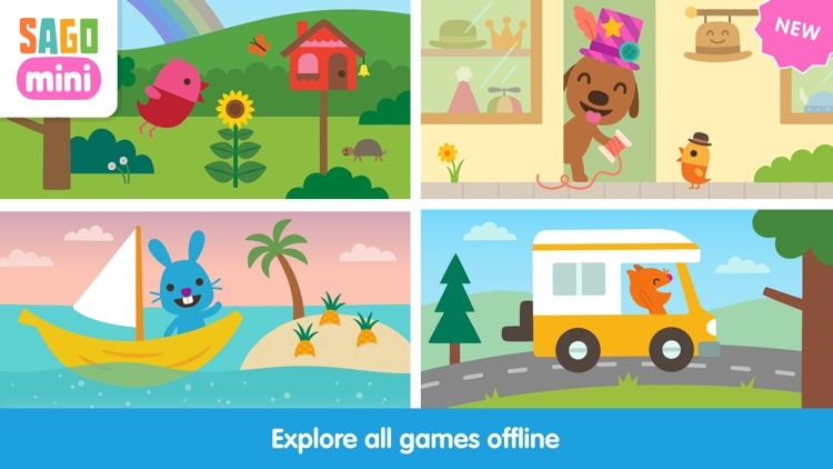 Sago Mini World - The Complete Collection