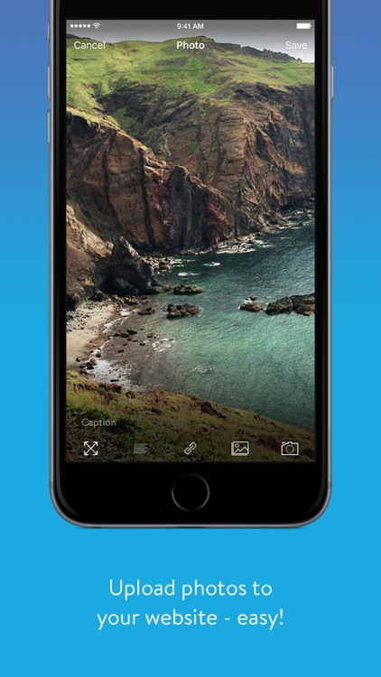 Jimdo Creator screenshot-3
